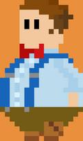 Pixel Big Pauly