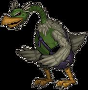 Goose Goblin Transparent