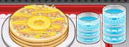 Summer Luau Pancake To Go