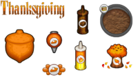 Thanksgiving toppings donuteria by amelia411-d7nsamz.png