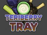 Teriberry Tray