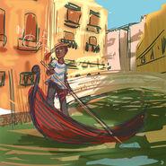 Gondola by magicmusic