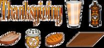 Thanksgiving toppings sushiria by amelia411-darwyob.png