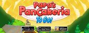Pancakeria To Go! FaceBook Banner
