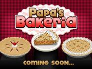 Papa's Bakeria Coming Soon