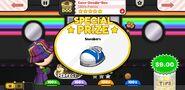 Papa's Scooperia To Go! Coco-Doodle-Doo Prize