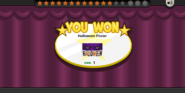 Pastaria To Go - Jojo's Burger Match Prize 12