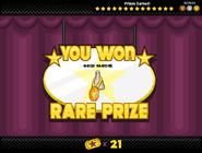 Papa's Donuteria - Papa's Raceway - Prize 16 (Gold)