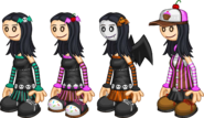 PLP Willow Outfits