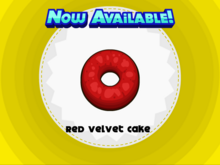 Papa's Donuteria - Red Velvet Cake.png