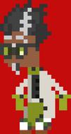 Pixel Professor Fitz
