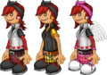 PLP Scarlett Outfits