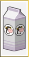 Skim Milk Poster (Papa's Mocharia To Go!)