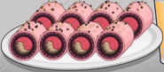 Sesame Shrooms (from Blue Hope)