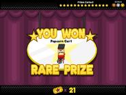 Papa's Sushiria - Papa's Raceway - Prize 16 (Gold)