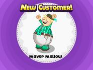 Mayor Mallow in Papa's Pastaria