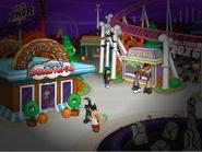 Powder Point-Halloween