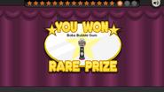 Pastaria To Go - Blender Ball Bronze Prize