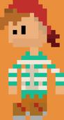 Pixel Robby