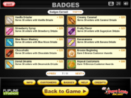 Papa's Donuteria Badges - Page 7