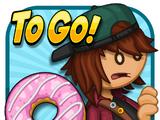 老爹甜甜圈店To Go!
