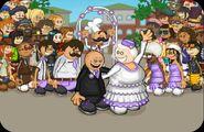 Papas pastaria wedding