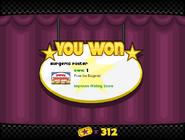 Papa's Pancakeria - Jojo's Burger Slots - Prize 3