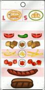 Hot Doggeria HD Akari (Holiday)