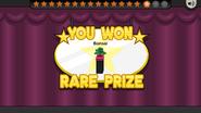 Pastaria To Go Strike Out Bronze Prize