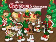 Flipline - Christmas 2018