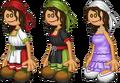 PLP Bruna Romano Outfits