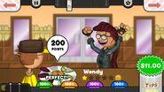 Perfect 84 Wendy Wingeria To Go!