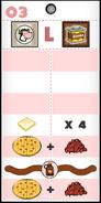 Marty's Pancakeria Order