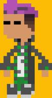 Pixel Drakson