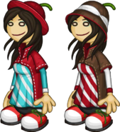 PLP Cherissa Outfits