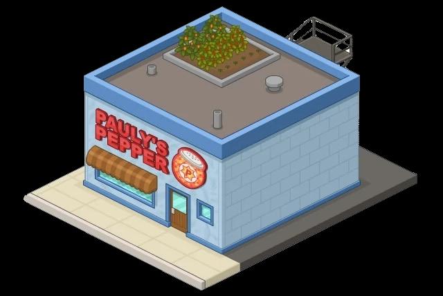 Pauly's Pepper
