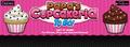 Papa's Cupcakeria To Go! FaceBook Cover