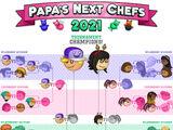 Papa's Next Chefs 2021