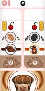 Bruna Maple chocolate