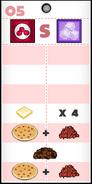 Maggie's Pancakeria Order