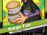 Sarge Fan
