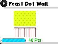 Feast Dot Wall