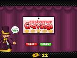 Customer Cravings