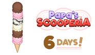 6 days to Scooperia