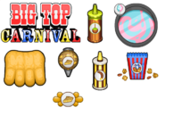 Big top carnival toppings donuteria by amelia411-d7nblk4.png