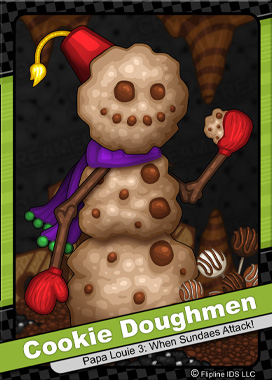 Cookie Doughman