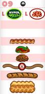 Boomer Hot dog