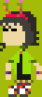 Pixel Olivia