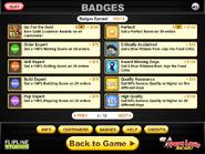 Papa's Hot Doggeria Badges - Page 4