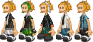 PLP Clover Outfits